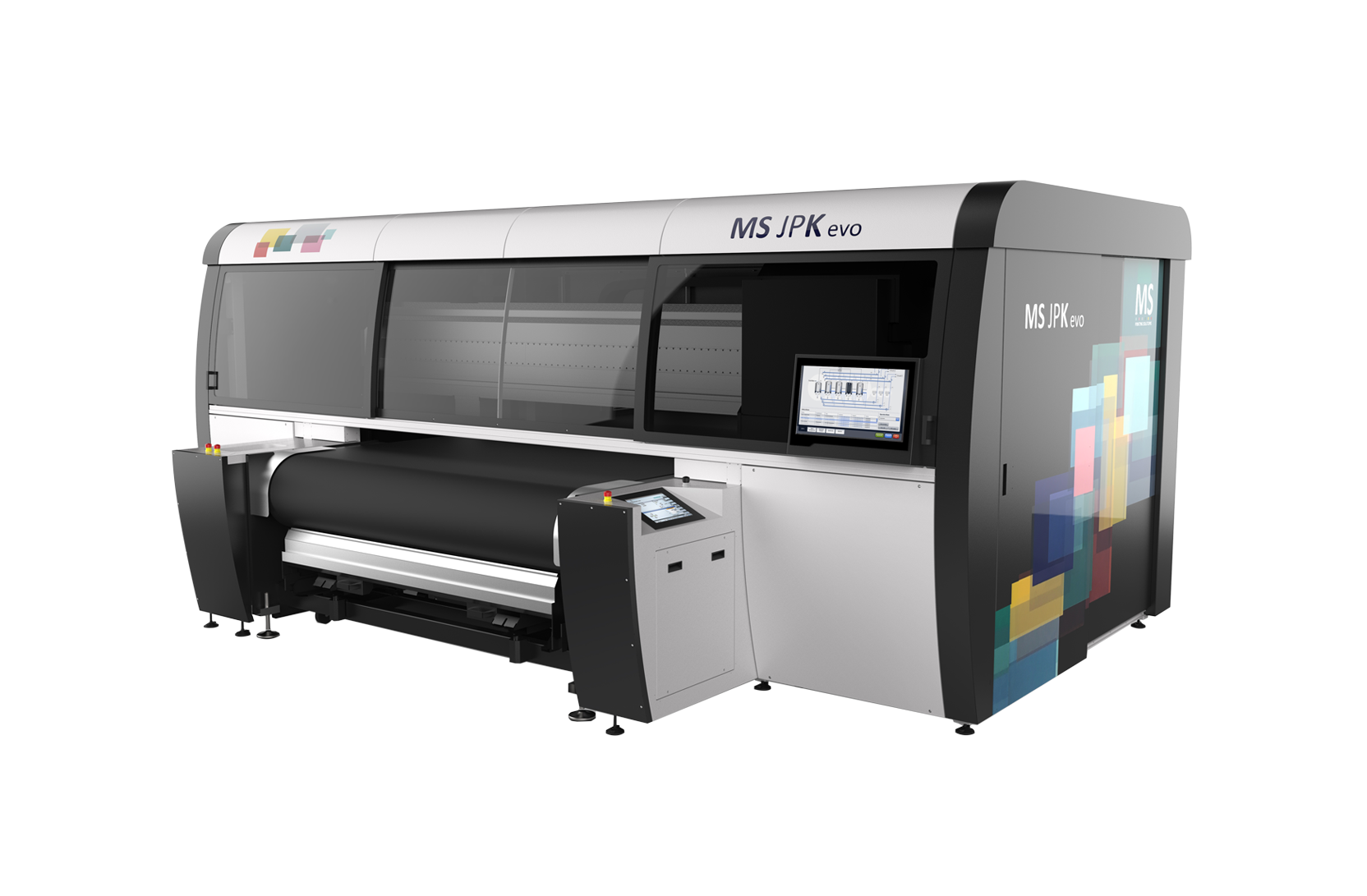 Digital Printing Machines for Textile and Paper | MS Printing Solution  s.r.l.
